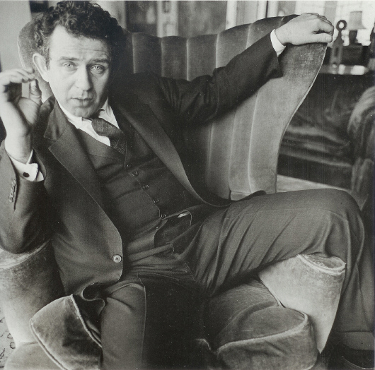 Rejection Notes #1: Norman Mailer