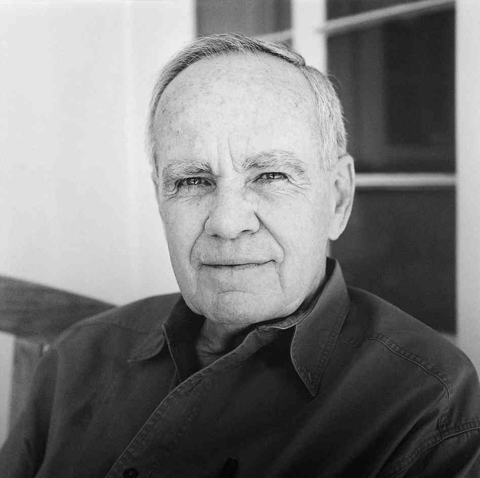 Rejection Notes #7: Cormac McCarthy