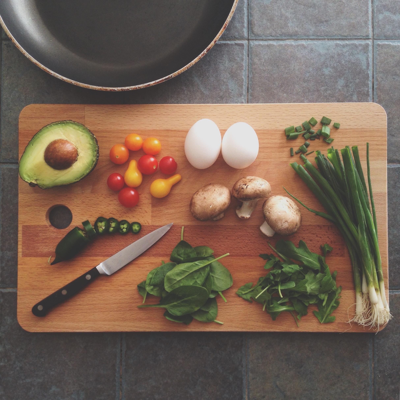 Toward a Happy Culinary Life (Notes)
